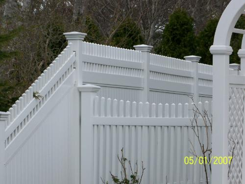 Cape Cod Fence Shower Enclosures Bennett Fence