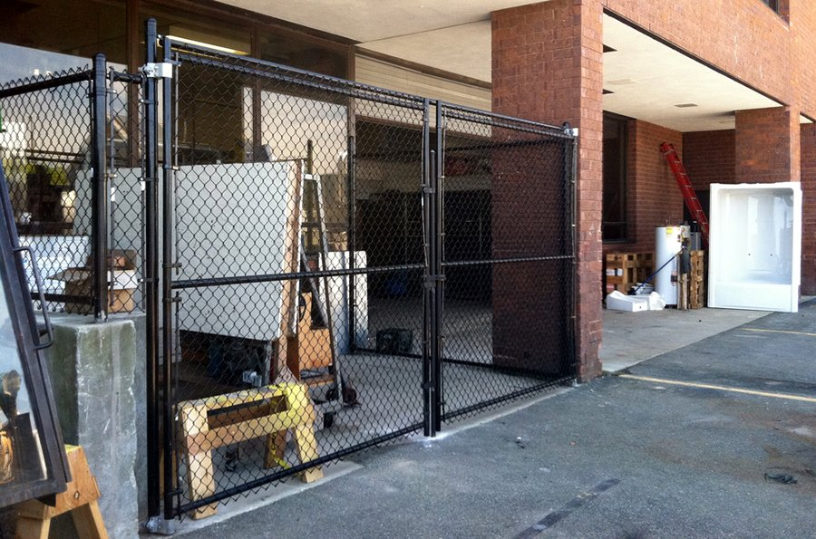 Commercial Chain Link Fence - Chain 2