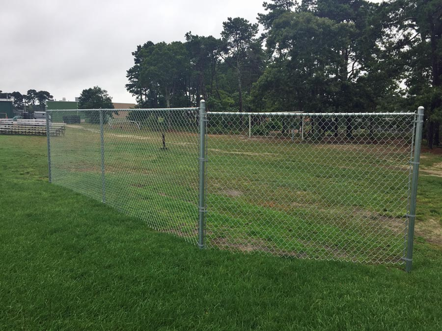 DY High School Chainlink Fence - Chain 9