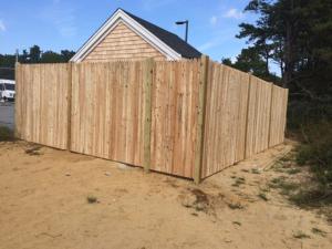 YPD Kennel Stockard Fence