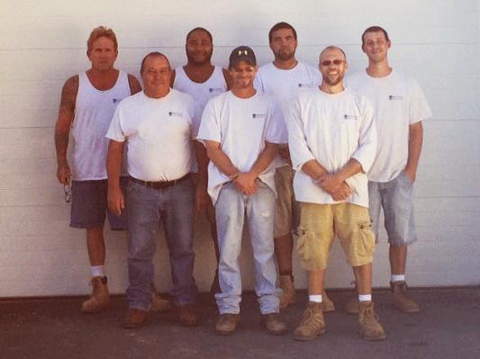 Bennett Fence Team